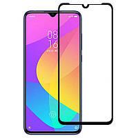 Защитное стекло Zifriend 5D Full Face (full glue) для Xiaomi Mi A3 (CC9e) Черное
