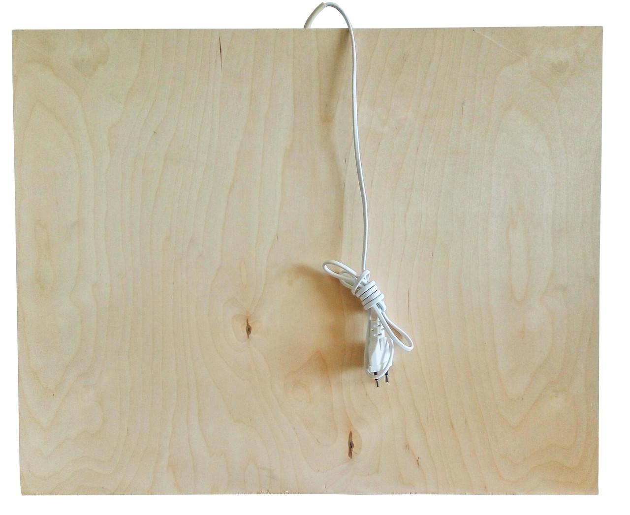 Обігрівач-підставка дерев'яна ТРІО 01603 100 Вт, 62 х 49 см