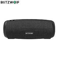 Портативная Bluetooth колонка Blitzwolf BW-WA1 Black IPX5