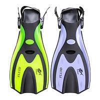 Ласты Dolvor F70 Fluid S/M(36-39), цвета в ассортименте. Скидка 20% от 12пар.