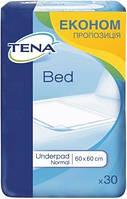 Гигиенические пеленки Tena bed normal 60х60см 30шт