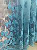 Тюль фатин бабочки, фото 6