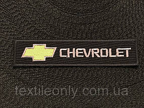 Нашивка Chevrolet 120x30 мм
