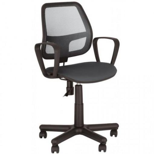 Компьютерное кресло Альфа ALFA GTP OH/5 C-11 сетка черная от Nowy Styl