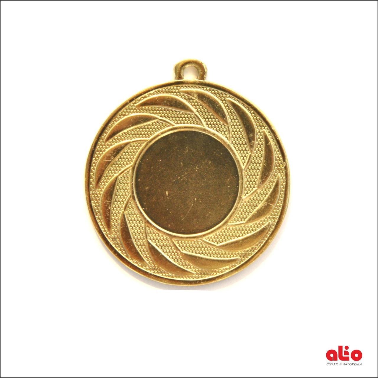 Медаль Д39 золото 50 мм