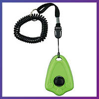 Trixie TX-2287 Clicker кликер кнопочный для дрессировки собак