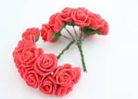 Букетик латекс роза