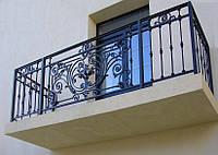 Кованые балконы ограждения