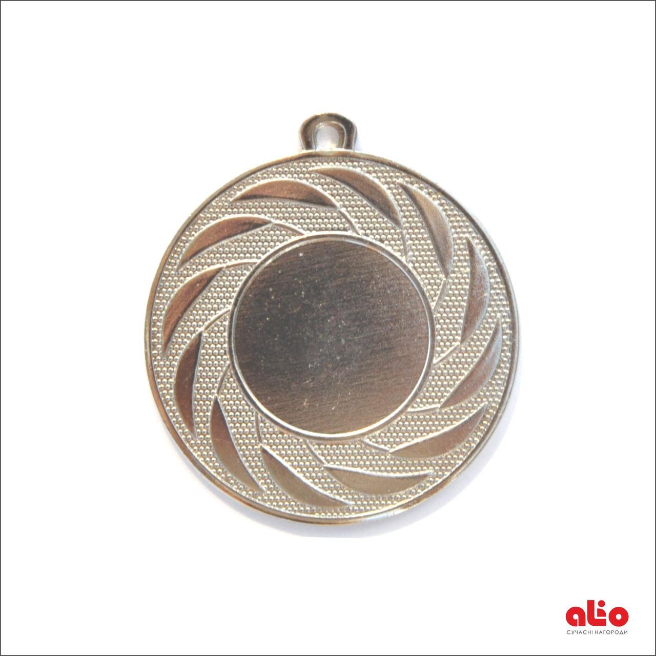 Медаль Д39 серебро 50 мм
