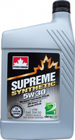 Petro-Canada SUPREME SYNTHETIC 5W-30 1л