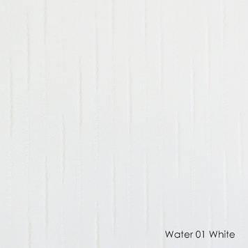 Вертикальні жалюзі Water-01 white