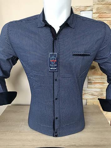 Рубашка  Zomana  в клетку, фото 2