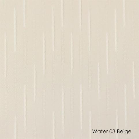 Вертикальные жалюзи Water-03 beige
