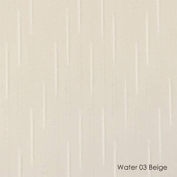 Вертикальні жалюзі Water-03 beige