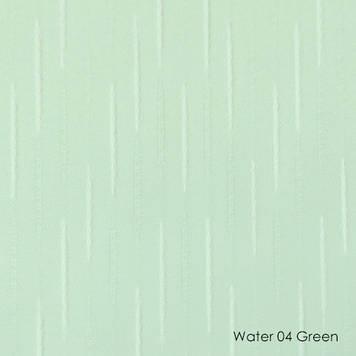 Вертикальні жалюзі Water-04 green