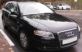 Дефлекторы окон, ветровики Audi A4 Avant (universal) (B6/B7, 8E) 2001-2008 VL-Tuning