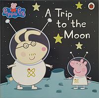 Книга на английском языке A Trip To The Moon