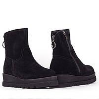 Женские зимние ботинки Allshoes 148126 36 23 см, фото 1