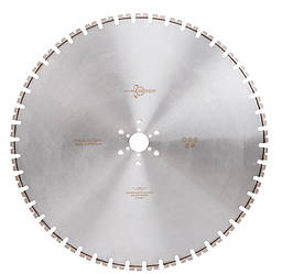 Алмазный диск Almaz Group по железобетону F11 800 мм