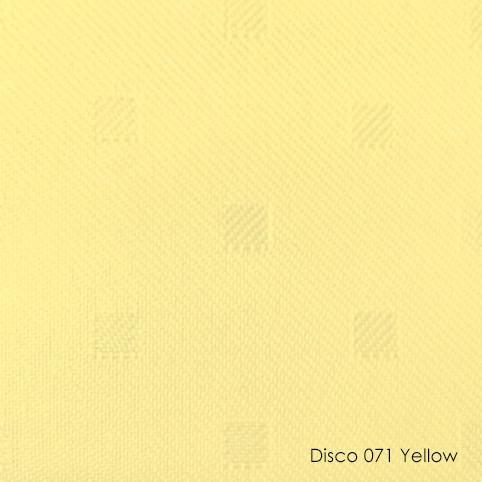 Вертикальные жалюзи Disco-071 yellow