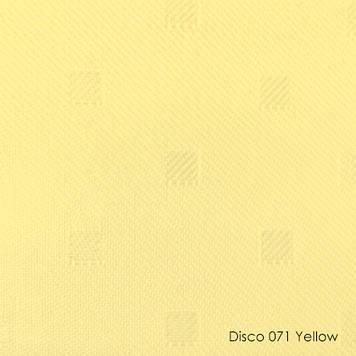 Вертикальні жалюзі Disco-071 yellow