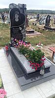 Новий пам'ятник для жінки із розами