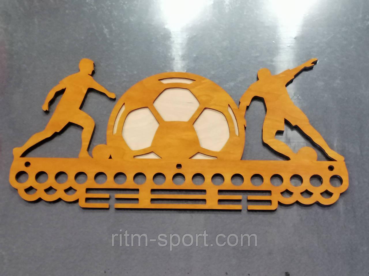 Медальница спортивная Футбол