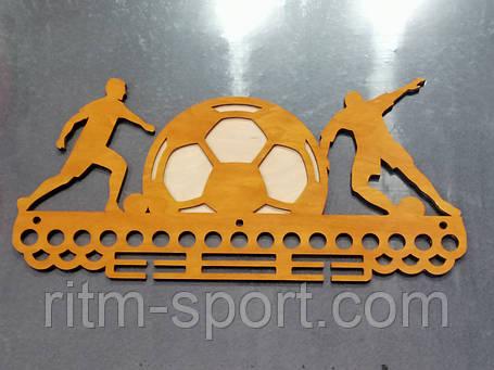 Медальница спортивная Футбол, фото 2