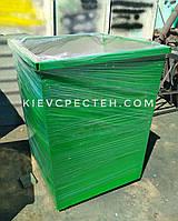 Металлический евроконтейнер без крышки 0,75м3