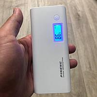 Портативный Power Bank PINENG PN-968 10000 mah LCD экран повер банк внешний аккумулятор павербанк