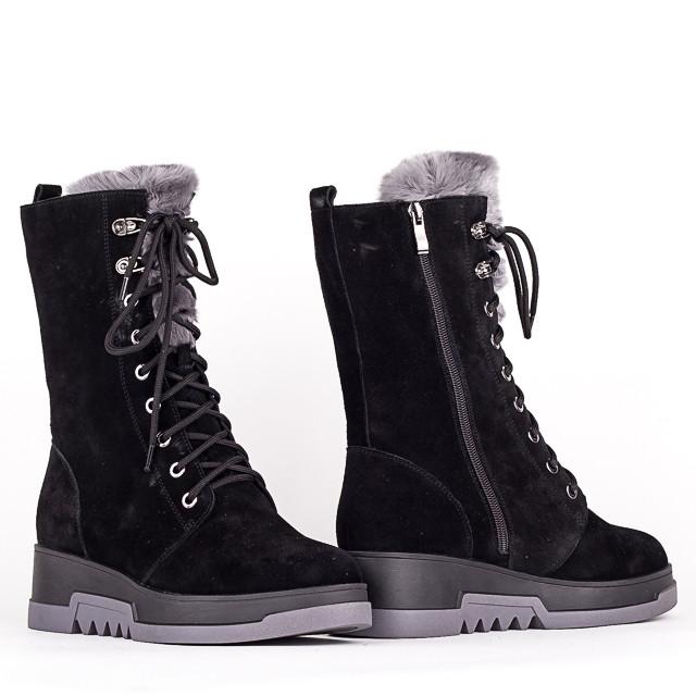 Високі жіночі черевики Allshoes 148146 36 23 см
