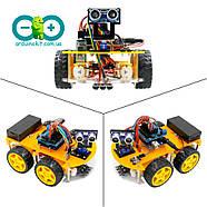 Набор Arduino для сборки автомобильного робота, фото 5