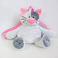 Рюкзак детский Кот Мяу 38см (443), фото 1