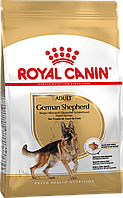 Корм для немецкой овчарки от 15 мес.- Royal Canin GERMAN SHEPHERD ADULT, 11 кг