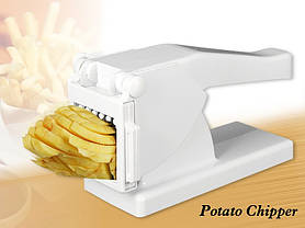 Картофелерезка Potato Chipper пластиковая, фото 2