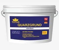 Грунтовка адгезионная ТОТUS Quarzgrund Standard