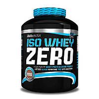 Iso Whey Zero Lactose Free 2270g, BioTech