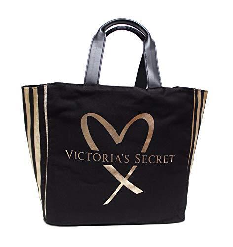 Большая вместительная стильная черная сумка Victoria´s Secret, Оригинал (США)