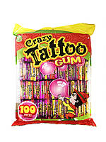 Crazy Tatoo 100шт | Радуга Вкуса