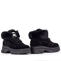 Зимние ботинки женские Lonza 147525 36 23 см, фото 1