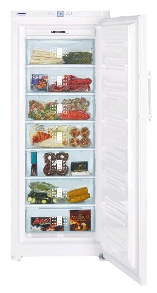Морозильный шкаф Liebherr GNP 3666 Premium