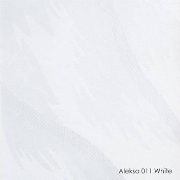 Вертикальні жалюзі Aleksa-011 white