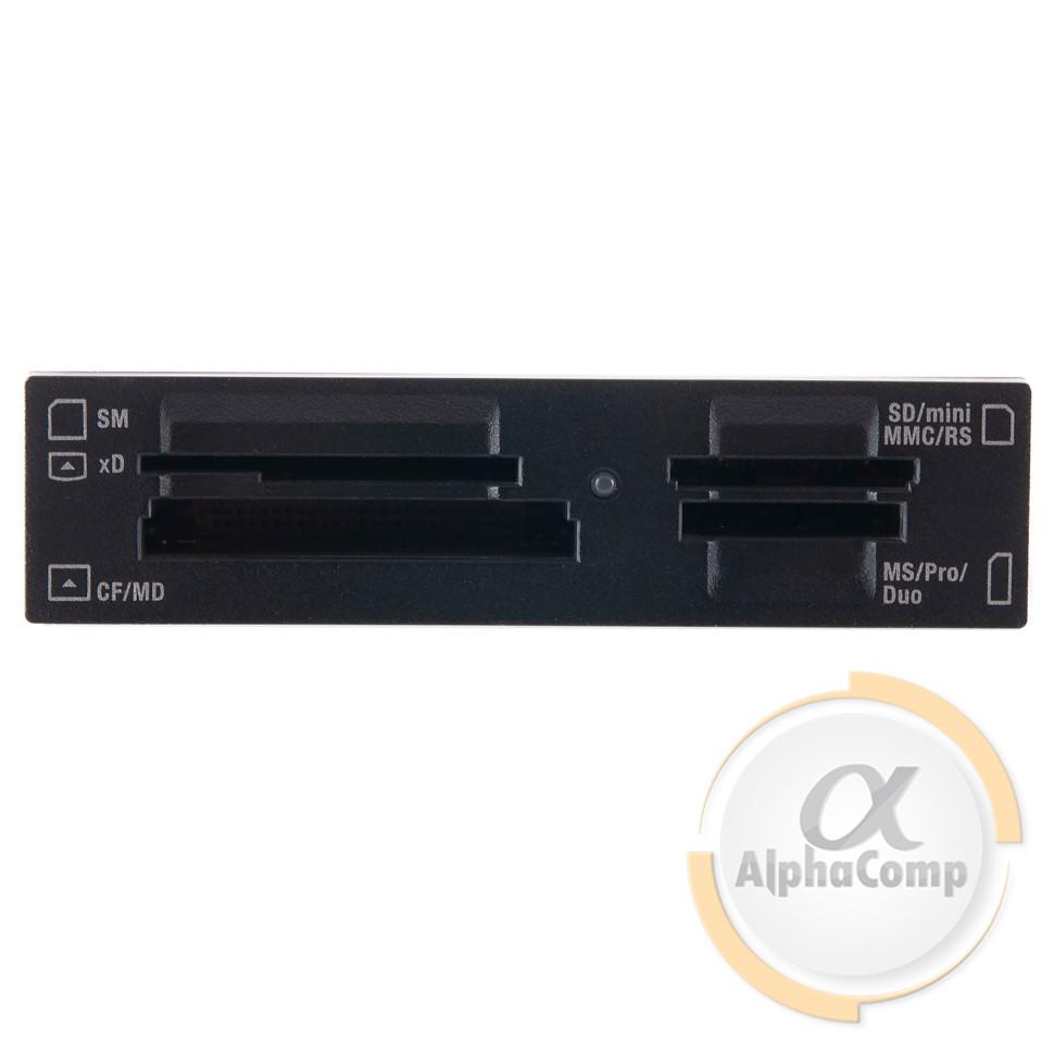"""Кардридер внутренний 3.5"""" TEAC CA-200 USB 2.0 (CF/SD/mini MMC/xD/MS/Pro/Duo) БУ"""