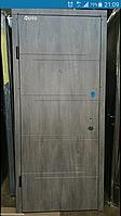 Стальная дверь МДФ/МДФ, фото 1