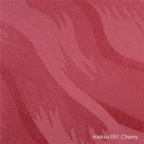 Вертикальные жалюзи Aleksa-051 cherry