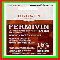 """Винные дрожжи Fermivin PDM """"Biowin""""(Польша),Годен  до: 01.2022 г."""