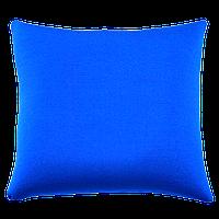 Подушка 40х40 синий (Lareto)
