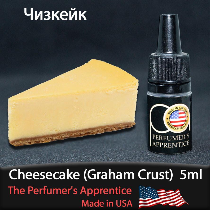 """Ароматизатор TPA (TFA) """"Cheesecake / Graham Crust (Чизкейк) 5мл"""