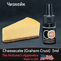 "Ароматизатор TPA (TFA) ""Cheesecake / Graham Crust (Чизкейк) 5мл"