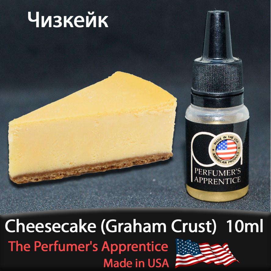 """Ароматизатор TPA (TFA) """"Cheesecake / Graham Crust (Чизкейк) 10мл"""